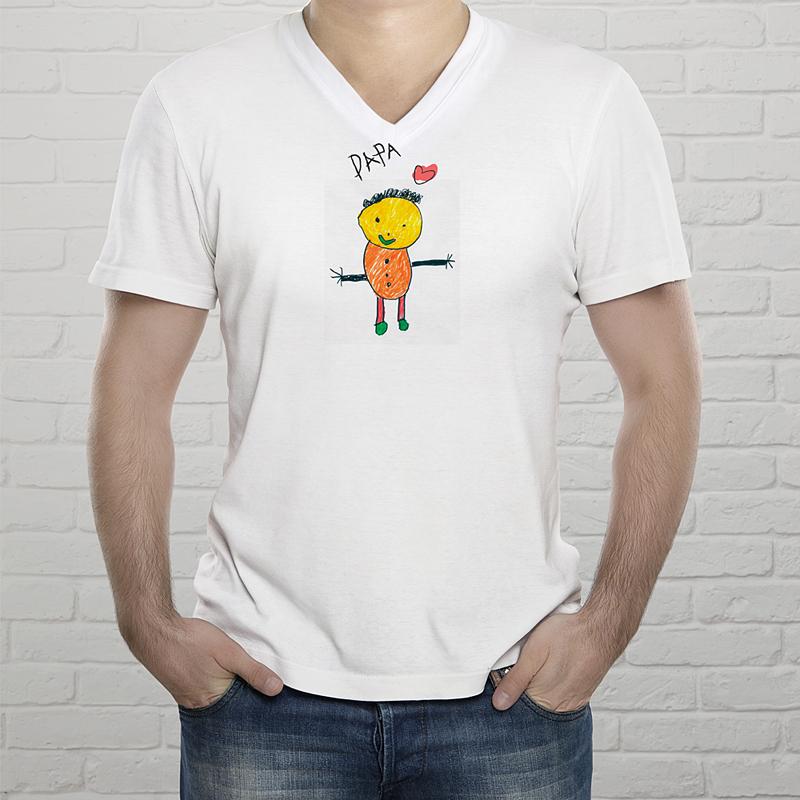 T-shirt met foto Origineel en uniek