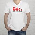 T-shirt met foto - Baboesjka t-shirt met familie 12474 thumb