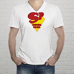 Tee-shirt man Zo eigen t-shirt