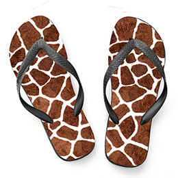 Slippers Slippers ontwerpen