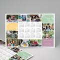 Kalender jaaroverzicht - De kleuren in het jaar 12511 thumb