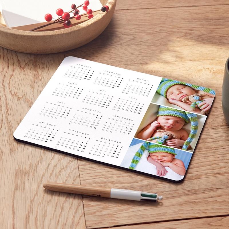 Muismatjes - Persoonlijke kalender kleuren 12527 thumb