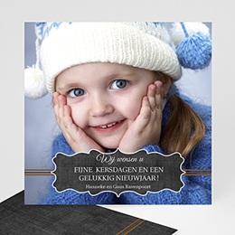 Wenskaarten Kerst Verzegelde Kerst