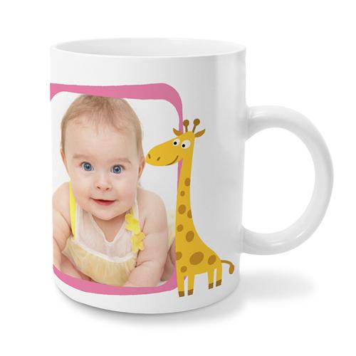 Personaliseerbare mokken - Zusje voor giraf 13175 thumb