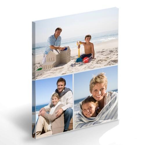 Foto op canvas, foto's op doek drukken - Portrait : 50 x 61 cm 13237 thumb