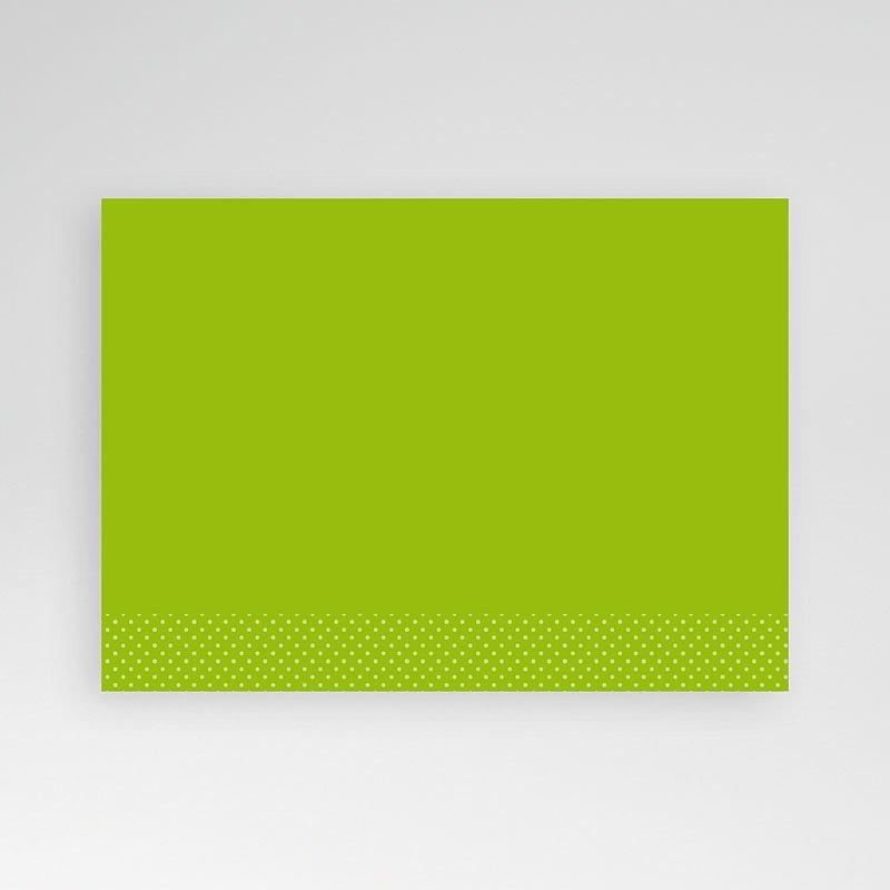 Fotokaarten met 2 foto's Groen en fris pas cher