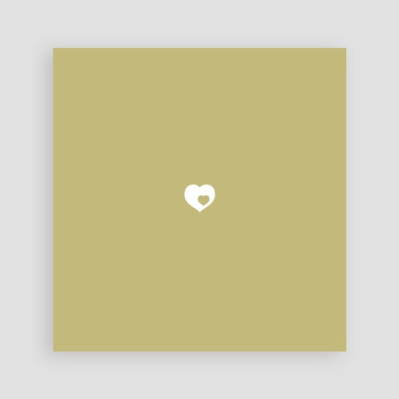 Multi fotokaarten, meerdere foto's - Multifoto liefde wit hart 13264 thumb