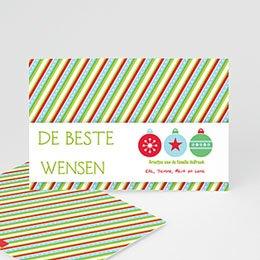 Wenskaarten Kerst Vrolijke kerst