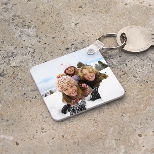 Sleutelhangers - Foto-sleutelhanger, vierkant 13368 thumb