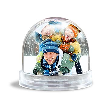 Sneeuwbol - Unieke foto-sneeuwbol - 1