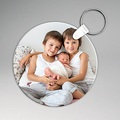 Gepersonaliseerde Foto Sleutelhanger Foto-sleutelhanger ontwerp