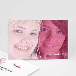 Bedankkaartjes Pacs Uitnodiging homohuwelijk 4209