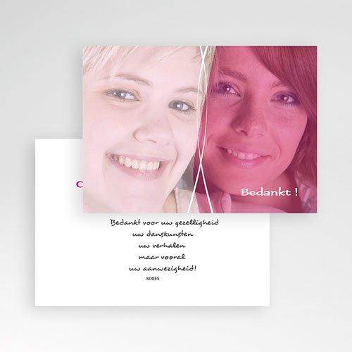 Bedankkaartjes samenlevingsovereenkomst - Uitnodiging homohuwelijk 4209 13421 thumb
