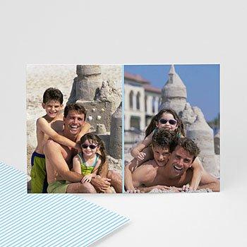 Fotokaarten met 2 foto's - fotokaart 4237 - 1