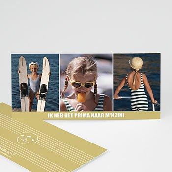 Multi fotokaarten, meerdere foto's - multifotokaart 4261 - 1