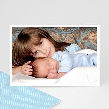 Fotokaart, 1 eigen foto - multifotokaart 4265 - 1