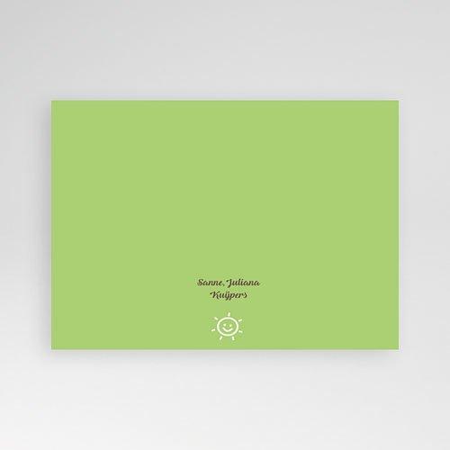 Fotokaart, 1 eigen foto - Coloured Smiles 13535 thumb