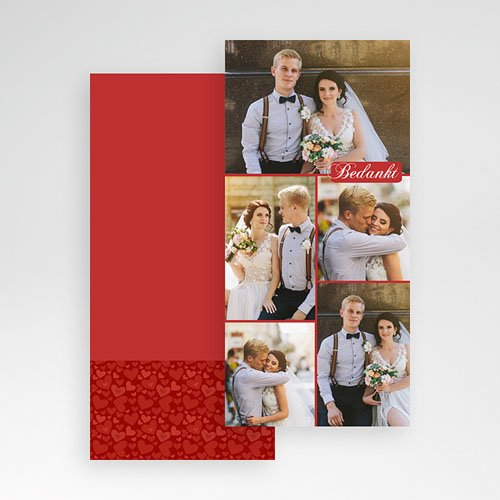 Multi fotokaarten, meerdere foto's - 5 rood fotokaart 4258 13544 thumb