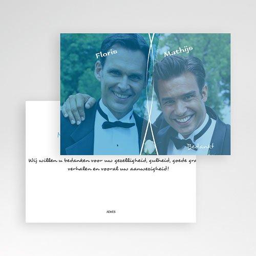 Bedankkaartjes samenlevingsovereenkomst - kaartje homohuwelijk 4208 13552 thumb
