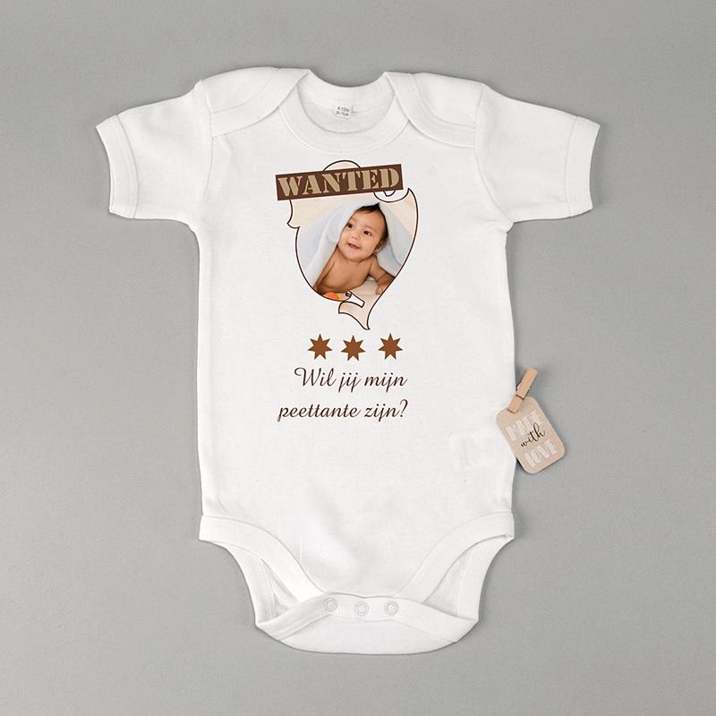 Gepersonaliseerde Baby Bodysuits Promoted to