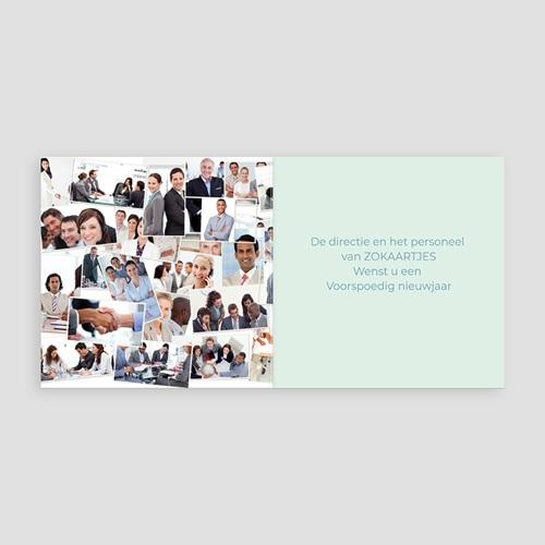 Professionele wenskaarten - Goede samenwerking 13610 thumb