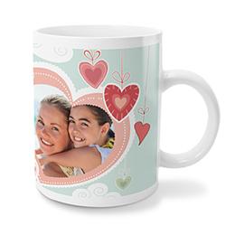 Mok Verloving en Valentijn fotokado 4037