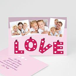 Aankondiging Verloving en Valentijn fotocadeau 4027