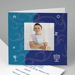 Aankondiging Bar Mitzvah Bar Mitswa 2114