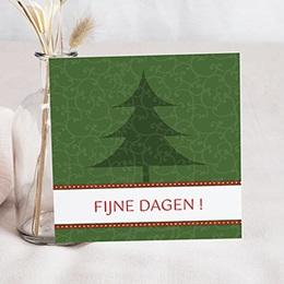 Wenskaarten Kerst wenskaart 3496