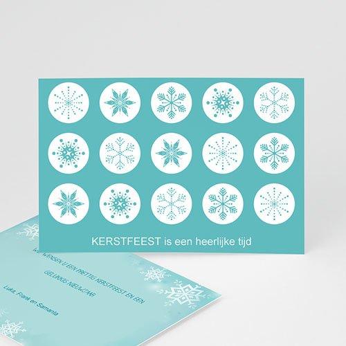 Kerstkaarten 2019 - Sneeuwkristallen 13751 thumb
