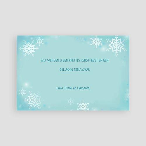 Kerstkaarten 2019 - Sneeuwkristallen 13752 thumb