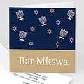 Uitnodigingen Bar Mitzvah Sdérot