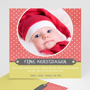 Kerstkaarten 2019 - wenskaart 3504 - 1