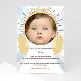 Aankondiging Doopviering doopkaartje 3472