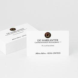 Visitekaart Professionnel visitekaartjes 4063