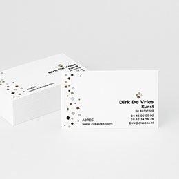 Visitekaart Professionnel visitekaartjes 4055