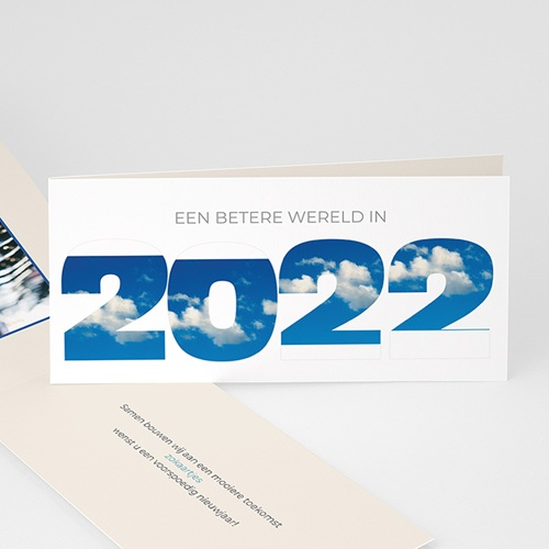 Professionele wenskaarten wenskaart 2273