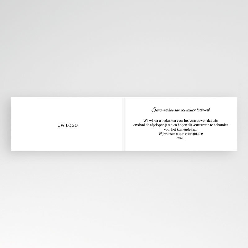 Professionele wenskaarten wenskaart 2272 pas cher