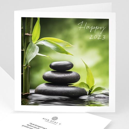 Professionele wenskaarten - Gelukkig nieuwjaar 2267 13814 thumb