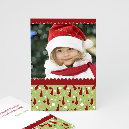 Kerstkaarten 2018 - Kerstkaartje Kerstwens 2221 13868 thumb