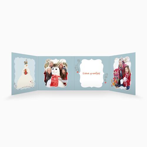 Kerstkaarten 2018 - Kerstkaartje Kerstwens 2220 13871 thumb