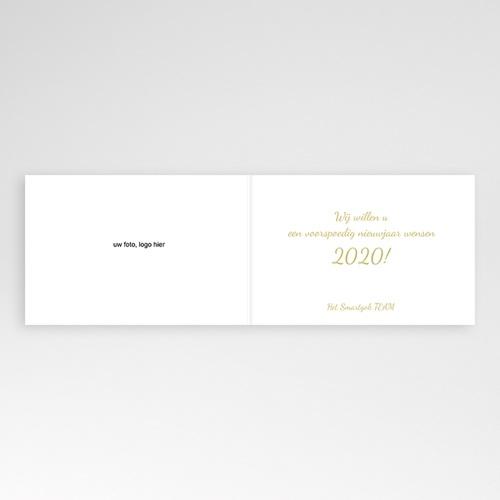 Professionele wenskaarten - Nieuwjaarswens producten 1722 13915 thumb