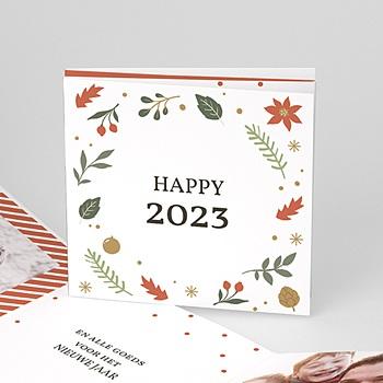 Kerstkaarten 2018 - Kerstwens kerstkaartje 1704 - 1