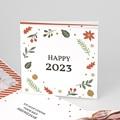 Kerstkaarten 2019 - Kerstwens leporello 13922 thumb