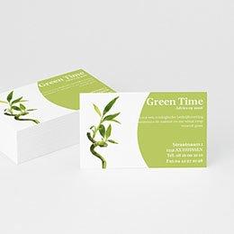 Visitekaart Professionnel Bamboo