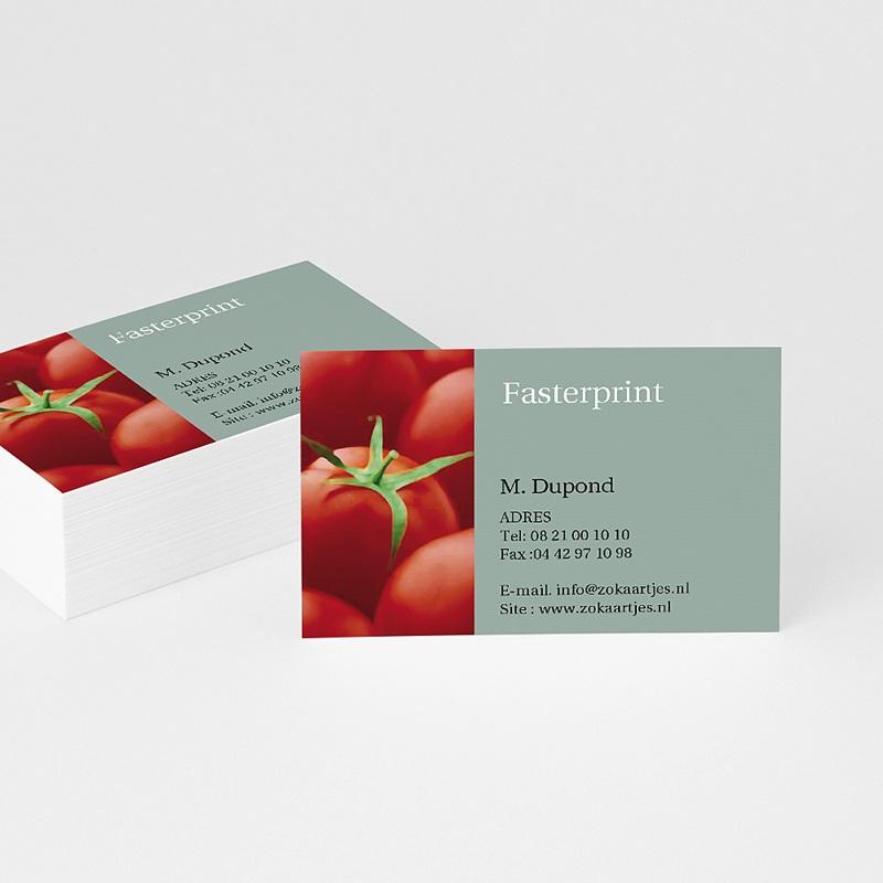 Visitekaartjes Tomato