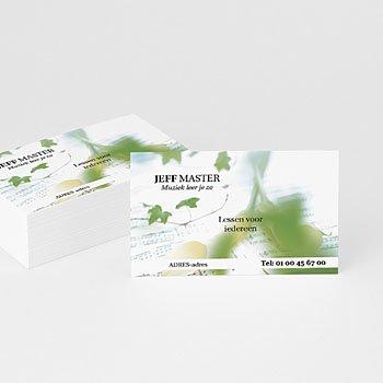 Visitekaartjes - visitekaartjes 4059 - 1