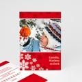 Wenskaarten Rode kerst