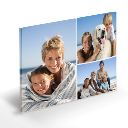 Foto op canvas, foto's op doek drukken - Paysage : 130 x 97 cm 14088 thumb