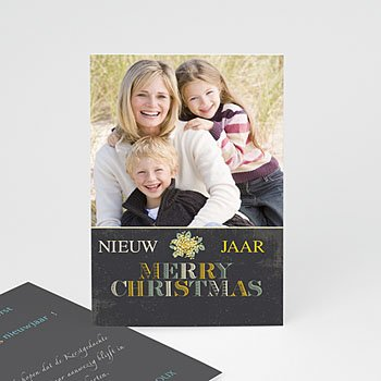 Kerstkaarten 2019 - wenskaart 3517 - 1